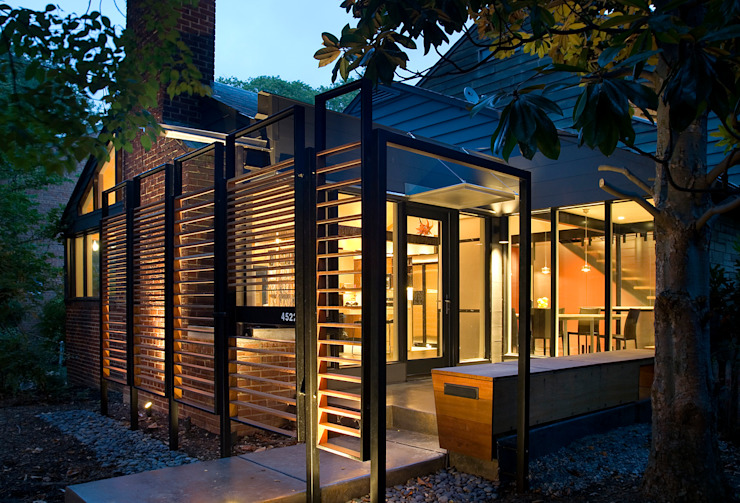 Q Place Residence Modern Houses by KUBE architecture Modern