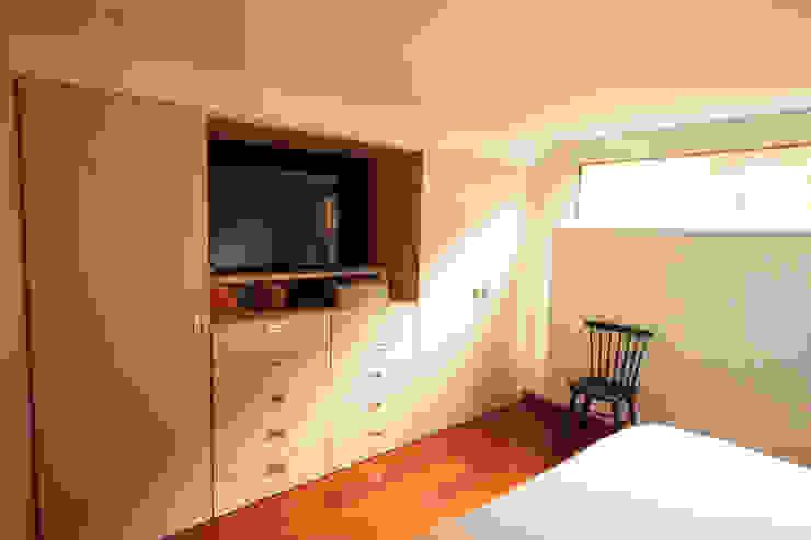 Apartamento Cadavid Restrepo Habitaciones modernas de AMR estudio Moderno