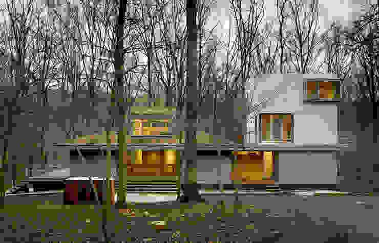 KUBE architecture Rumah Modern