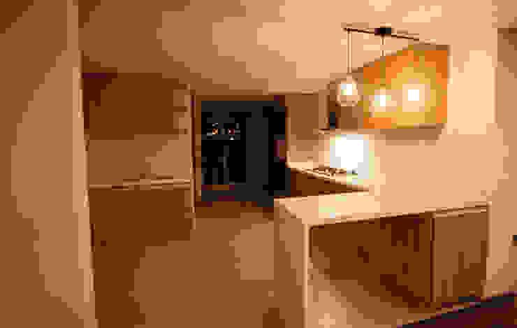 AMR estudio Dapur built in