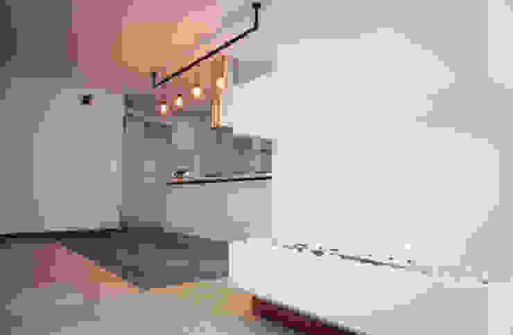Modern Living Room by AMR estudio Modern