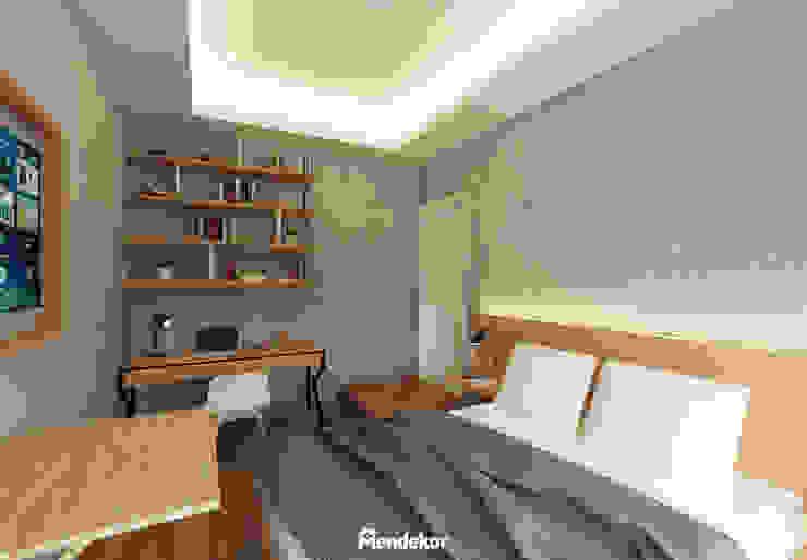 Moderne Schlafzimmer von Mendekor Modern Sperrholz
