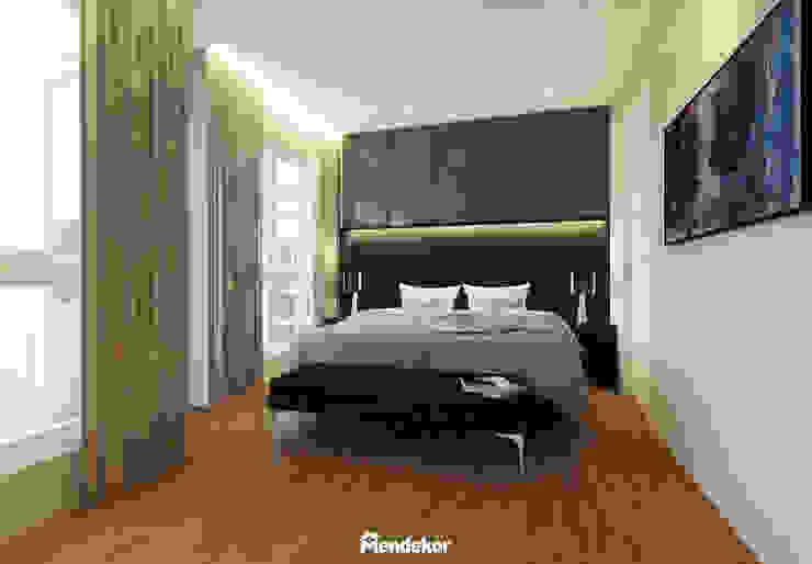 Moderne Schlafzimmer von Mendekor Modern Holzwerkstoff Transparent