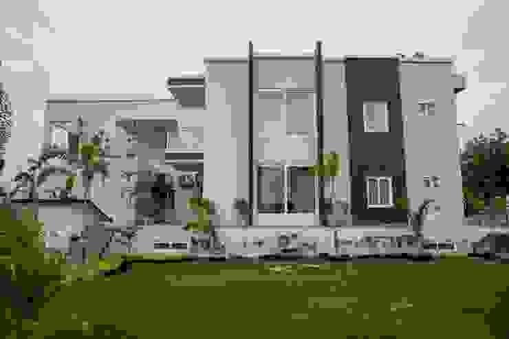 Casas de estilo moderno de ZEAL Arch Designs Moderno