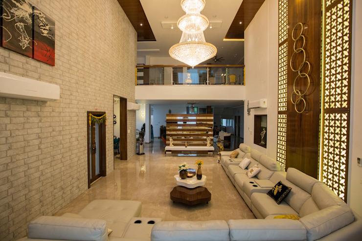 de ZEAL Arch Designs Moderno
