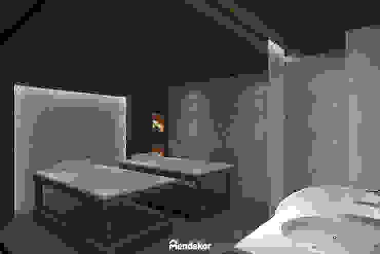 Spa Room Ruang Komersial Modern Oleh Mendekor Modern