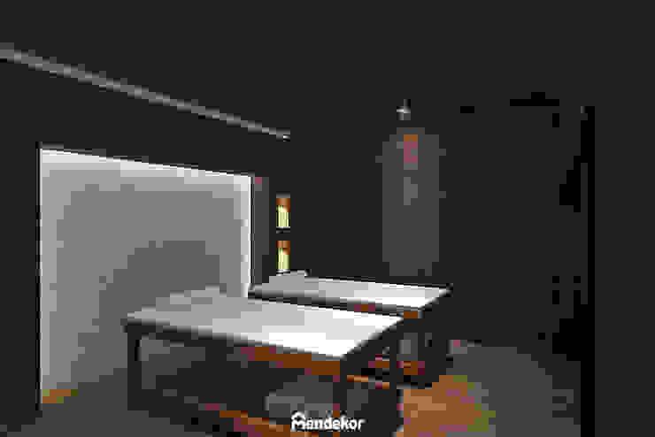 Couple Massage Room Ruang Komersial Modern Oleh Mendekor Modern
