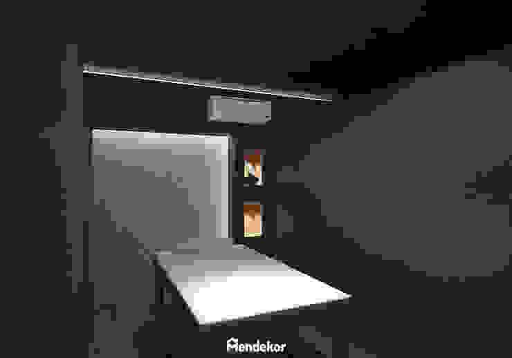 Single Massage Room Ruang Komersial Modern Oleh Mendekor Modern