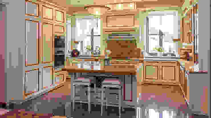 Herend | Kitchen GD Arredamenti Cucina attrezzata Legno massello Beige
