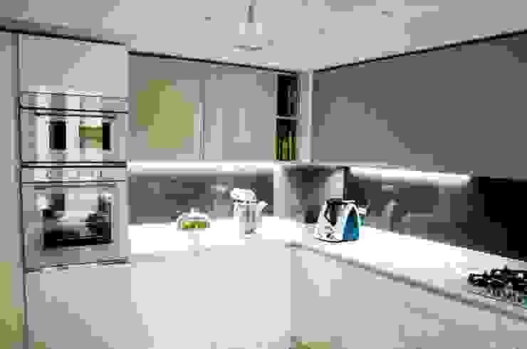 Calore e Design Cucina moderna di Studio ARCH+D Moderno