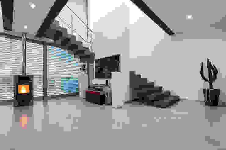 Casa PA Soggiorno moderno di Elia Falaschi Fotografo Moderno