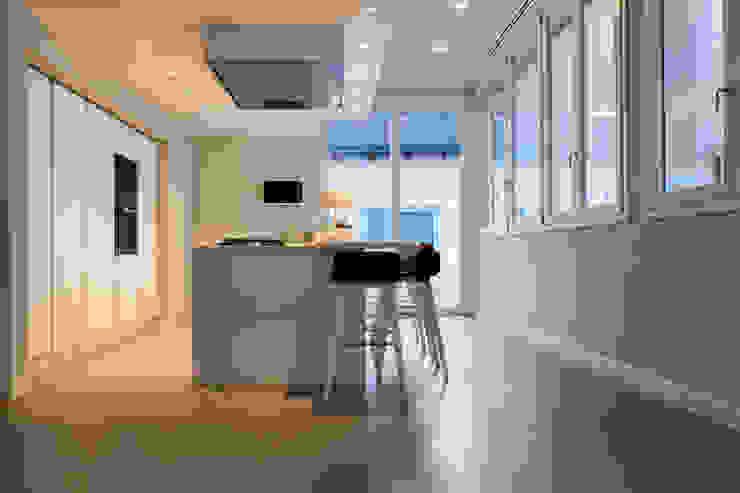 Modern kitchen by Elia Falaschi Fotografo Modern