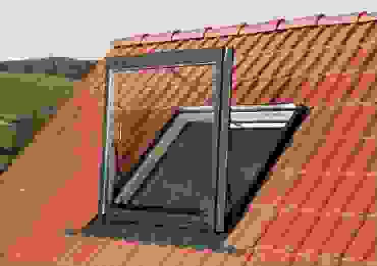 Fakro Çatı Penceresi Commercial Spaces Wood Wood effect