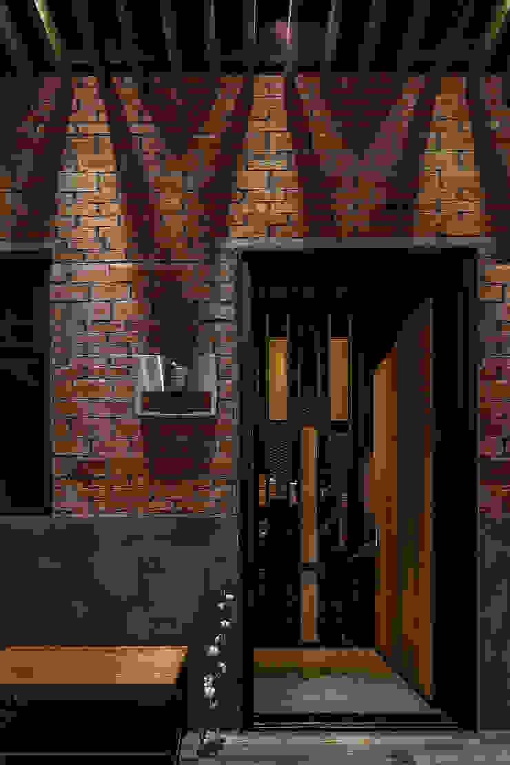 流光 根據 漢玥室內設計 現代風 木頭 Wood effect
