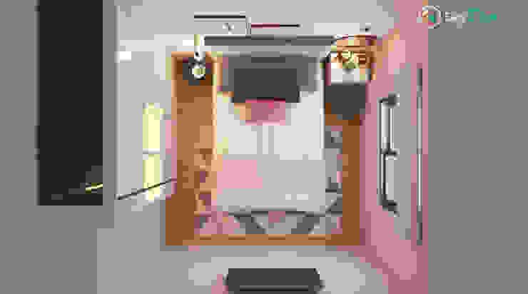 Dormitorios de estilo minimalista de EasyDeco Decoração Online Minimalista
