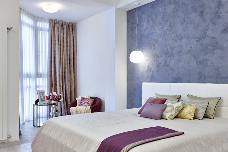 Вира-АртСтрой Minimalist bedroom