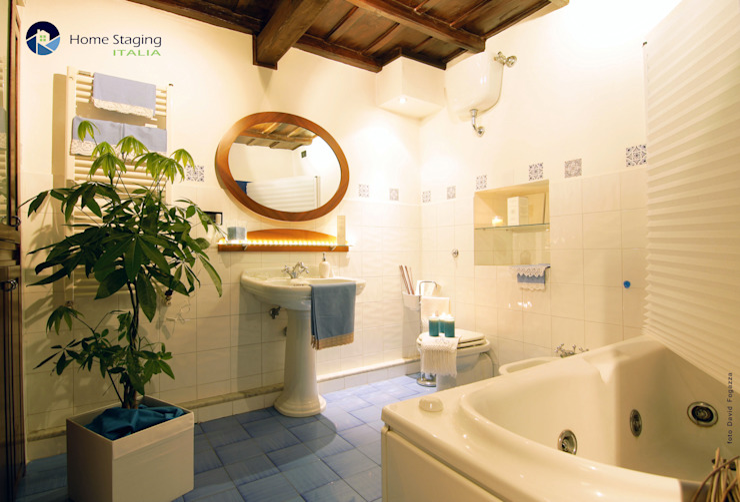 โดย Creattiva Home ReDesigner  - Consulente d'immagine immobiliare,