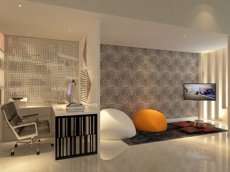 PT. Dekorasi Hunian Indonesia (DHI) Modern Study Room and Home Office