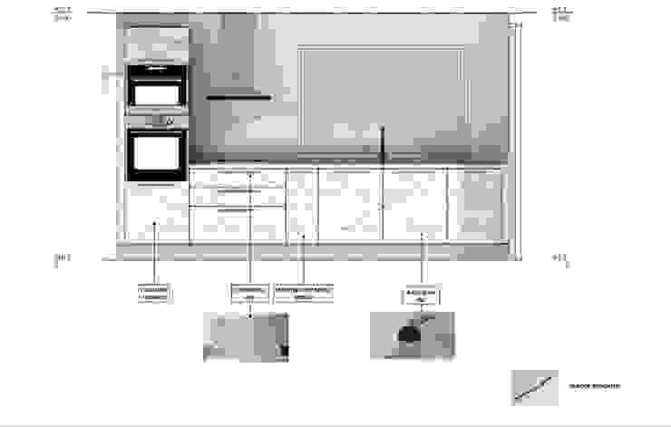 Vivienda Premium 115m2 Fundo Loreto. de Territorio Arquitectura y Construccion - La Serena Moderno Metal