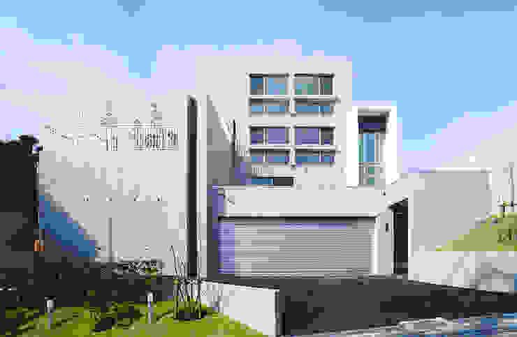 JPホーム株式会社 Einfamilienhaus Beton Grau