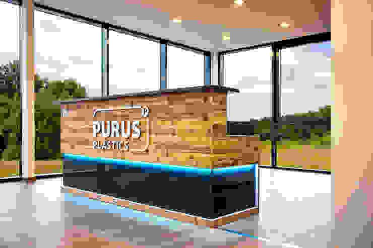interior design PURUS PLASTICS GmbH by edictum - UNIKAT MOBILIAR Country Solid Wood Multicolored