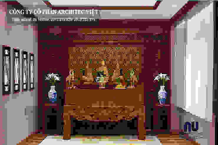 Nhà ông Đán bởi Công ty cổ phần Architect Việt