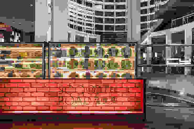 台南市新光三越小西門/蔬食樂 專櫃 根據 臣月空間工程 工業風