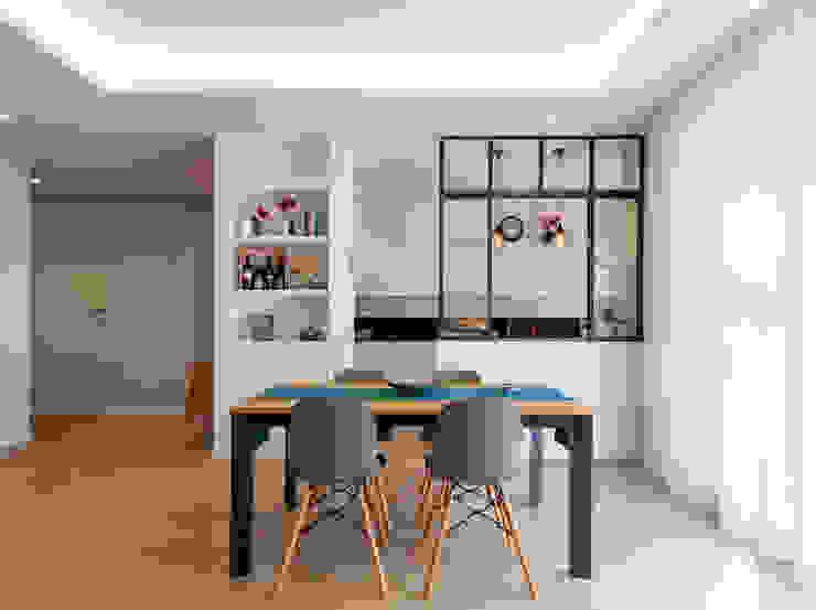 MAT architettura e design Вітальня