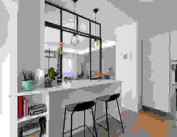 CASA P Cucina moderna di MAT architettura e design Moderno
