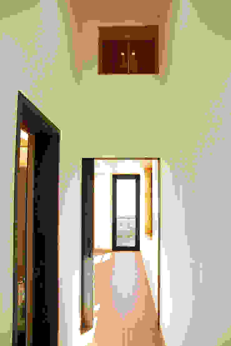 상상재 _ 청라 단독주택 by 디자인랩 소소 건축사사무소 모던