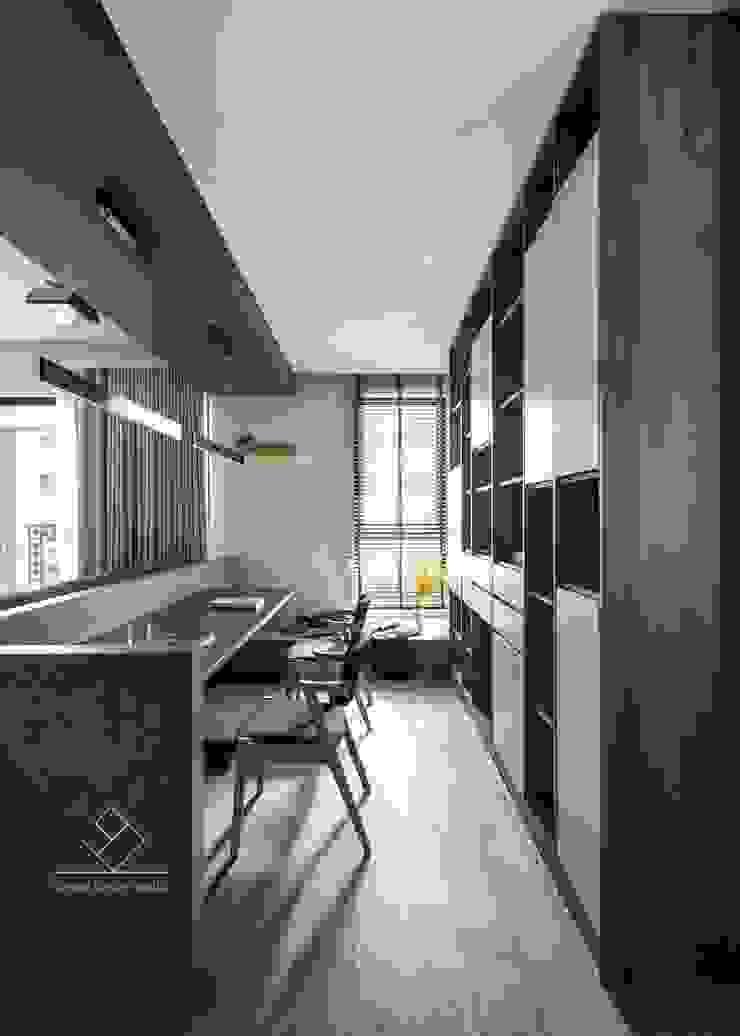 竹北-翰林富苑-S&C秘境 根據 極簡室內設計 Simple Design Studio 簡約風