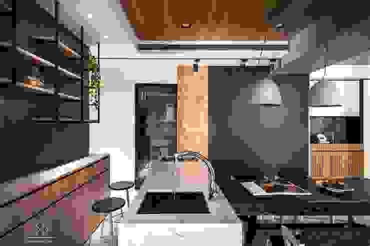 餐廳設計 根據 極簡室內設計 Simple Design Studio 現代風