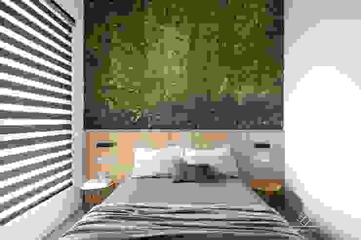 臥室設計 根據 極簡室內設計 Simple Design Studio 田園風