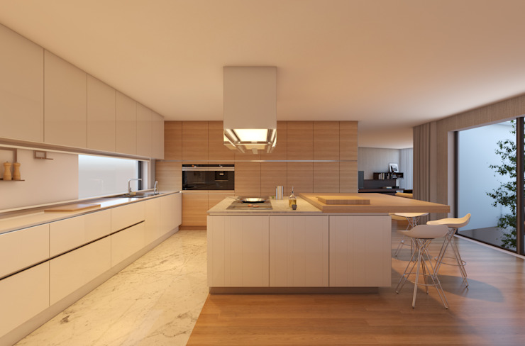 CASA MARQUES INTERIORES KitchenBench tops