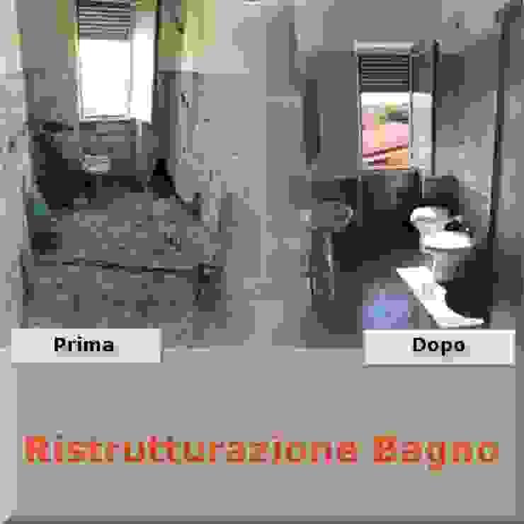 ristrutturazione bagno roma