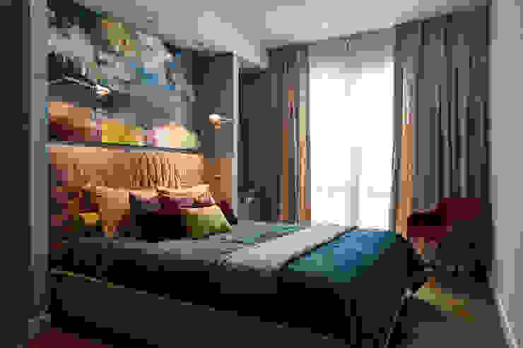 Вира-АртСтрой Eclectic style bedroom