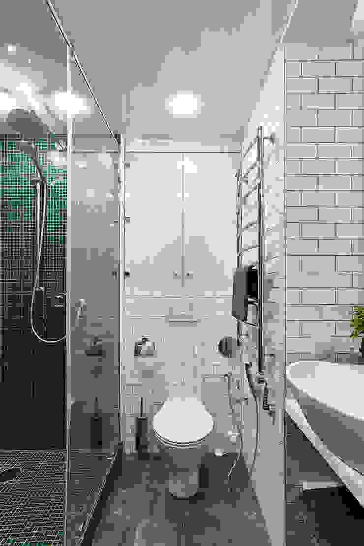 Вира-АртСтрой Eclectic style bathroom