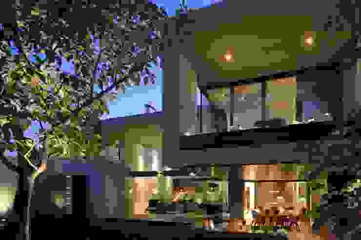 HNN HOUSE Casas estilo moderno: ideas, arquitectura e imágenes de Hernandez Silva Arquitectos Moderno