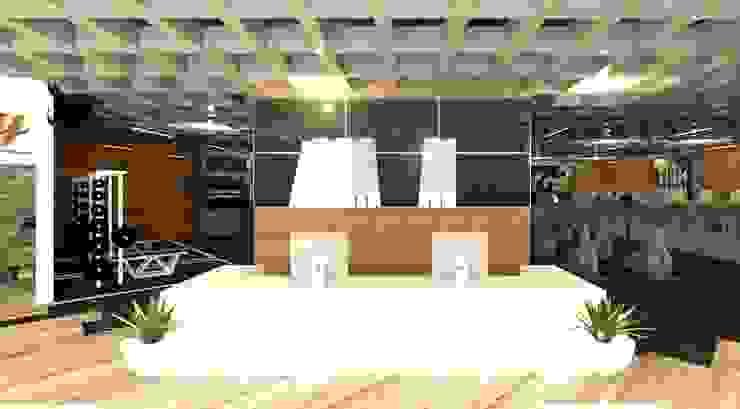 Recepción de Perfil Arquitectónico Moderno