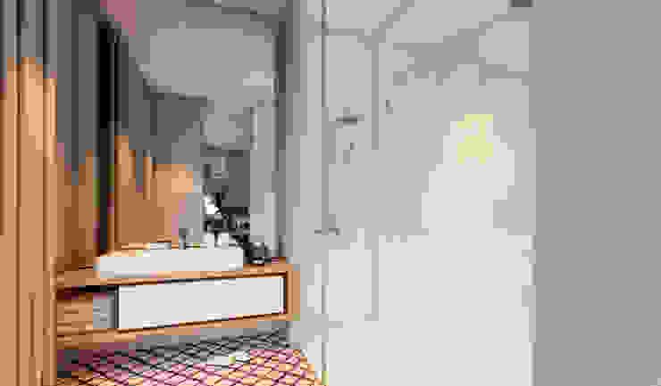 CASA MARQUES INTERIORES BathroomMirrors