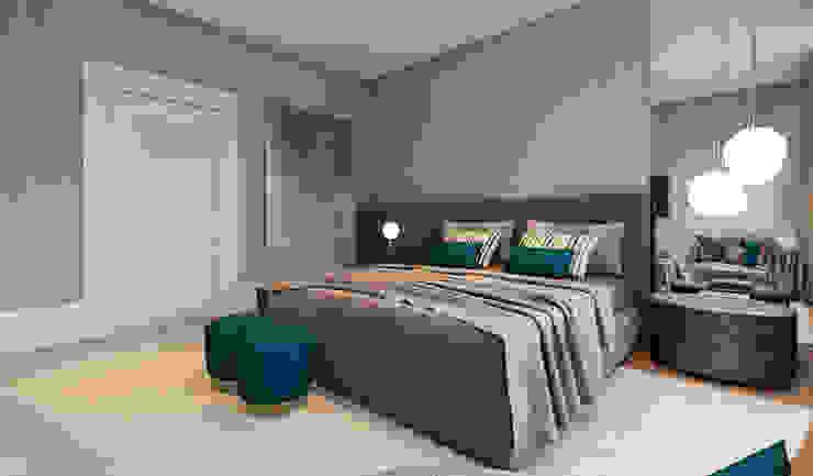 CASA MARQUES INTERIORES BedroomTextiles