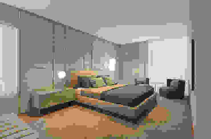 CASA MARQUES INTERIORES BedroomBedside tables