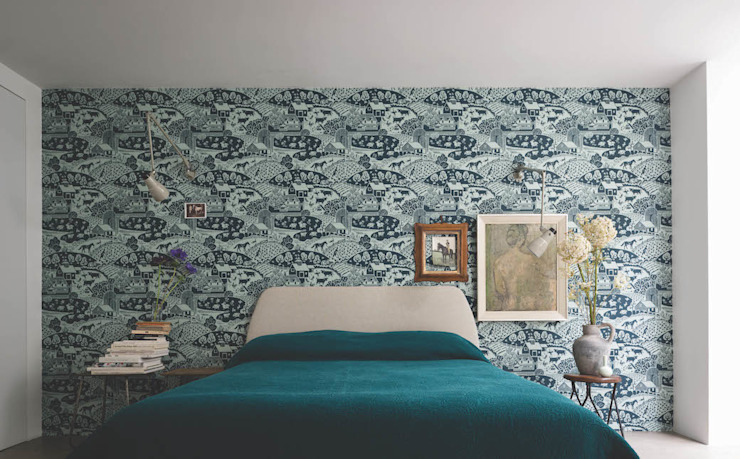 Wallpaper Installation by Painters in Johannesburg