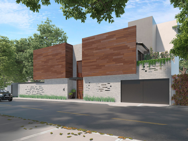 by Fi Arquitectos Modern