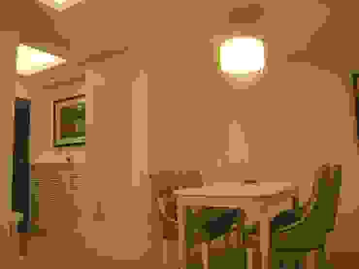 汐止 根據 Joy Full Interior Designer 佐輔室內裝修 現代風 複合木地板 Transparent