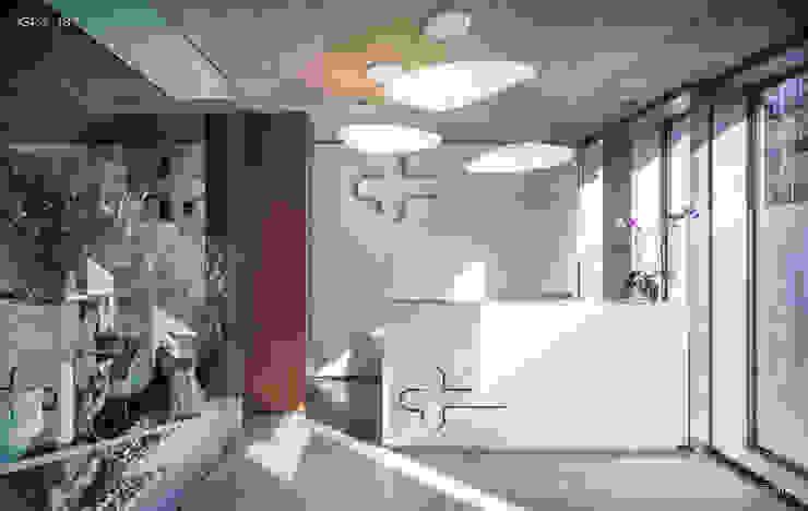 Modern clinics by Alma Light Modern