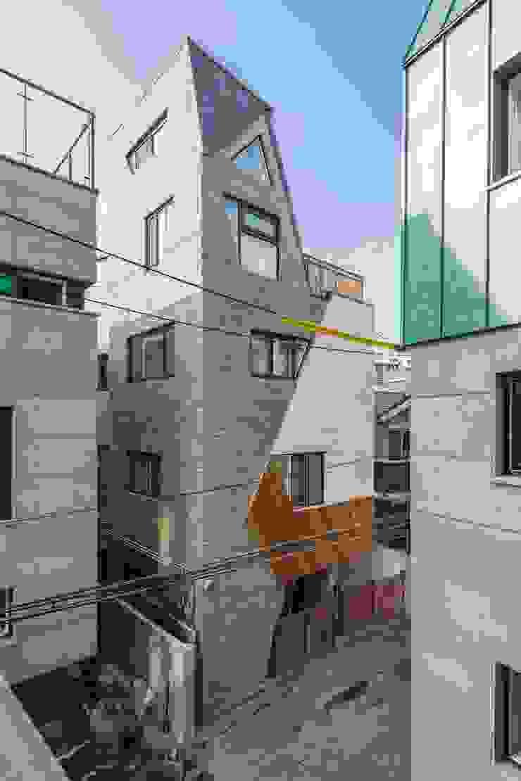근린생활시설 단독주택 모던스타일 주택 by 집으로 모던