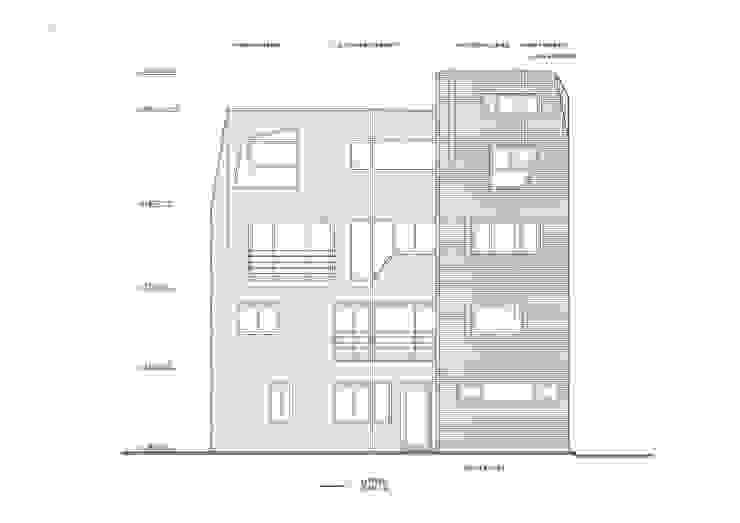 근린생활시설 단독주택: 집으로의 현대 ,모던