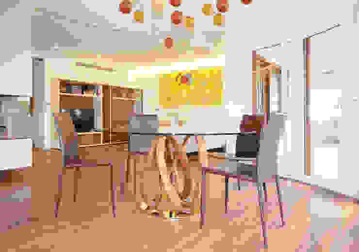 Moderne Wohnzimmer von Fabiola Ferrarello architetto Modern