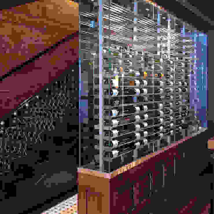 Millesime Wine Racks Gastronomia Aluminium/Cynk Srebrny